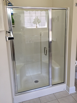 Elite Glass And Mirror Myrtle Beach SC Glass Repair Frameless - Bathroom shower glass replacement